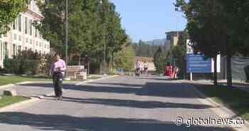 Coronavirus: Okanagan post-secondary students adapting to 'new normal'