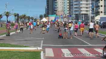 Vila Velha decide liberar a Rua de Lazer na orla de Itaparica - Tribuna Online