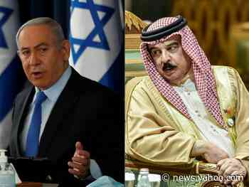 Israel premier announces normalisation deal with Bahrain