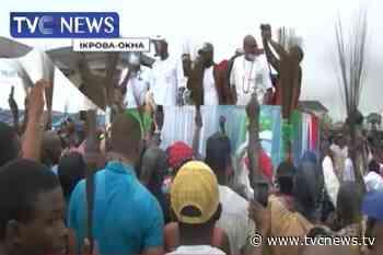 Ize Iyamu Promises Inclusive Government As APC Takes Campaign To Ikpoba-Okha - TVC News