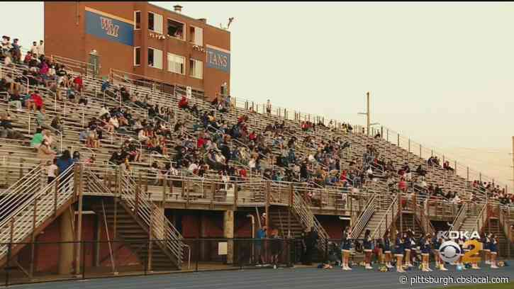 As 2020 Season Begins, Some High Schools Allow More Football Fans In Stands Than Others
