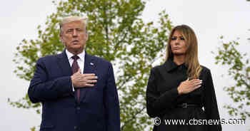 President Donald Trump, Former Vice President Joe Biden Pay Tribute To 9/11 Victims