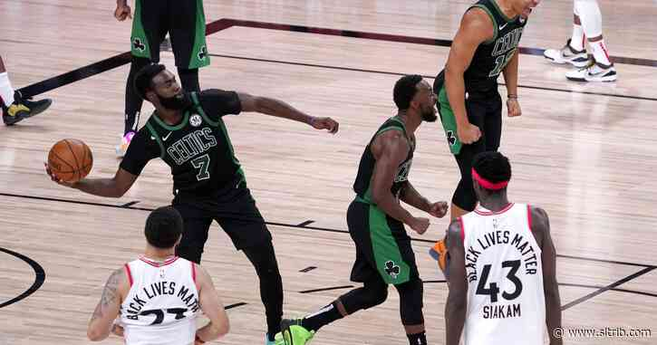 Celtics knock out Raptors in Game 7; Millsap leads Nuggets past Clippers