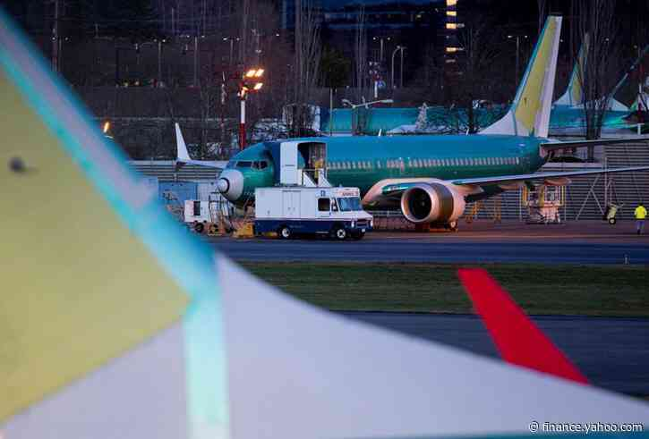 FAA to begin key Boeing 737 MAX training review on Monday in London