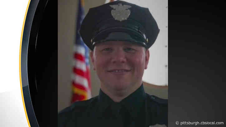 Funeral Held For Police Detective Killed In The Line Of Duty