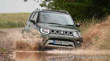 Facelifted Suzuki Ignis costs just under £14,000 - Yahoo News UK