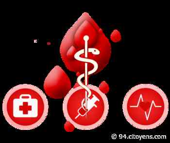 Don du sang à Neuilly-Plaisance - 94 Citoyens