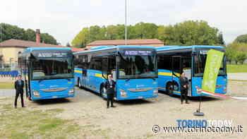 """Confortevoli, colorati, sicuri, a bassissimo impatto ambientale: ecco i nuovi bus di """"Arriva Sadem"""" - TorinoToday"""