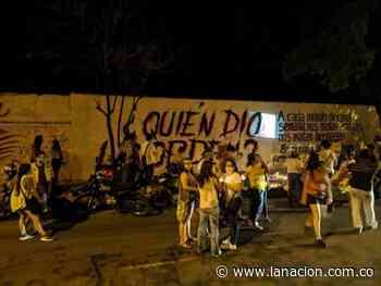 En Neiva se realizó velatón por víctimas de falsos positivos • La Nación - La Nación.com.co