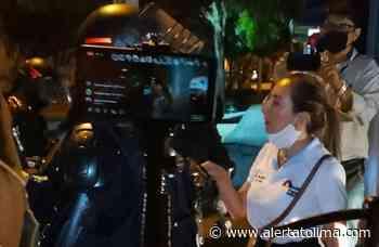 Jefe de Oficina de Paz de Neiva aseguró que fue discriminada por policías en medio de manifestación - Alerta Tolima