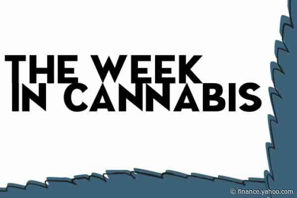 The Week In Cannabis: Aurora's Transformation, Martha Stewart, Jay Glazer, G-Eazy, And More
