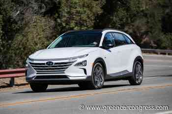 Hyundai expands NEXO fuel cell SUV availability in Northern California - Green Car Congress