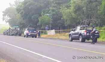 Tiran cuerpos desmembrados en la carretera Salvatierra-Yuriria - Zona Franca