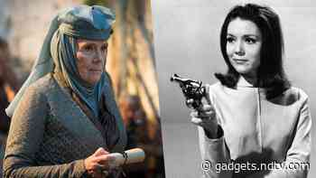 Diana Rigg, Game of Thrones and The Avengers Star, Dies at 82 - Gadgets 360