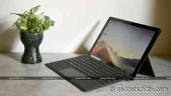 Microsoft Surface Pro 7 Review - Gadgets 360