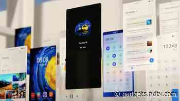Huawei Unveils EMUI 11 With an Enhanced Multi-Tasking Experience - Gadgets 360
