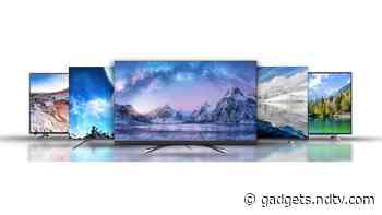 Toshiba Smart TV Range to Launch in India on September 18 - Gadgets 360