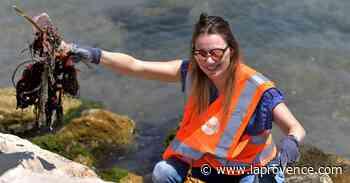 Carry-le-Rouet : une matinée pour nettoyer la plage - La Provence