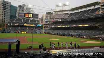 Giants vs Padres, pospuesto tras prueba positiva en organización de San Francisco - ESPN Deportes