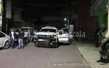 Agreden a elementos de la Guardia Nacional, en Tenancingo - El Sol de Tlaxcala