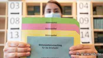 Kommunalwahl in Winterberg 2020 – die wichtigsten Infos - WP News