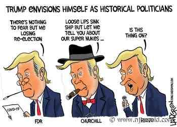 Landgren cartoon: Trump quotes - New Jersey Herald