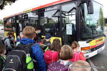 Schülerverkehr: Verstärkerbusse im Kreis Miltenberg bisher nur bedingt im Einsatz - Main-Echo