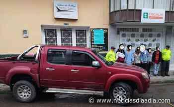 Asegurados microtraficantes de Choachí y Fómeque, Cundinamarca - Noticias de Cundinamarca en Día a Día - Noticias Día a Día