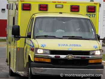 80-year-old woman struck by a vehicle in Greenfield Park - Montreal Gazette