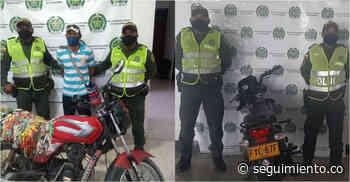 Recuperan dos motos hurtadas en Cerro de San Antonio y Ariguaní - Seguimiento.co