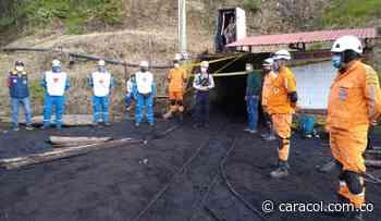 Tragedia en mina de Pamplonita deja un hombre muerto y un herido - Caracol Radio