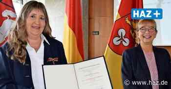 Garbsen: Daniela Grunwald-Galler erhält Bundesverdienstkreuz - Hannoversche Allgemeine