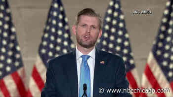 In Texts, Eric Trump Thanked Lightfoot For Protecting Trump Tower Amid Unrest