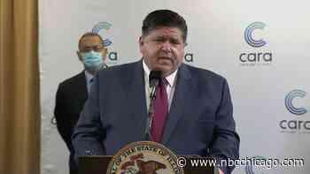Pritzker Reveals His Biggest Election Concerns During Coronavirus Pandemic