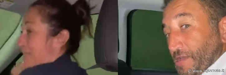 In quattro in auto senza mascherina: un video inchioda i big grillini