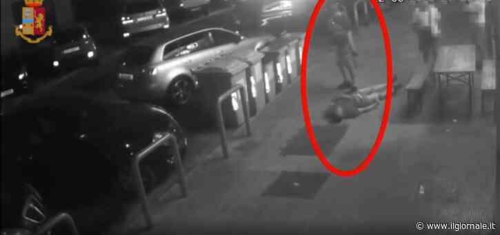 Muore dopo il pestaggio: il video choc che incastra l'aggressore