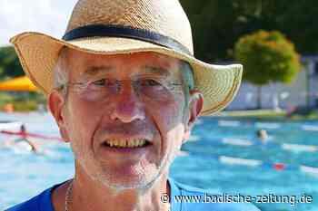 Bademeister Hartmut Bührer ist im Freibad an der Elz aufgewachsen – jetzt geht er in Rente - Emmendingen - Badische Zeitung