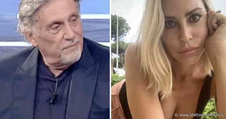 """Andrea Roncato sull'ex moglie Stefania Orlando: """"Confronto il diretta al Grande Fratello? No. La dignità non ha prezzo"""""""