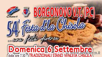 Borgonovo Val Tidone, 54° Festa d'la Chisola - ilpiacenza.it
