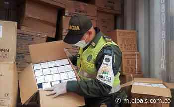 Decomisan equipos médicos de contrabando en Bugalagrande - El País – Cali