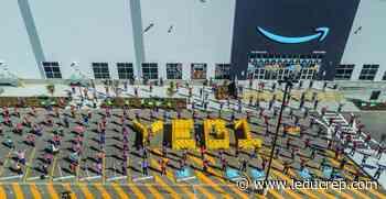 Amazon fulfillment centre opens in Nisku - Leduc Representative
