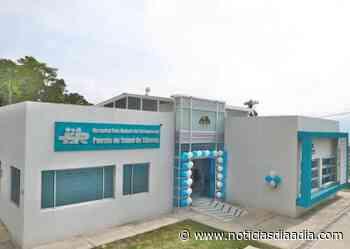 Inauguran nuevo puesto de salud de Tibacuy, Cundinamarca - Noticias de Cundinamarca en Día a Día - Noticias Día a Día