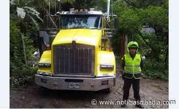 En Tibacuy, Cundinamarca, recuperan vehículo robado en Bogotá - Noticias Día a Día