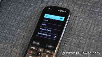 Logitech Harmony Elite Remote review: one remote to rule them all - Reviewed