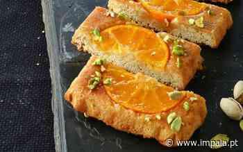 Receita irresistível de de tarte de clementina - Impala