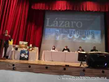Jiquilpan: dan a conocer actividades en Memoria de Lázaro Cárdenas - Quadratín - Quadratín Michoacán