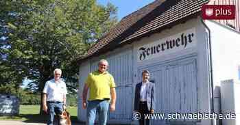 Feuerwehr Bingen: Versorgung in Hochberg ist gesichert - Schwäbische
