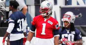 NFL: Cam Newton bei den New England Patriots - so verändert er das Team - SPORT1