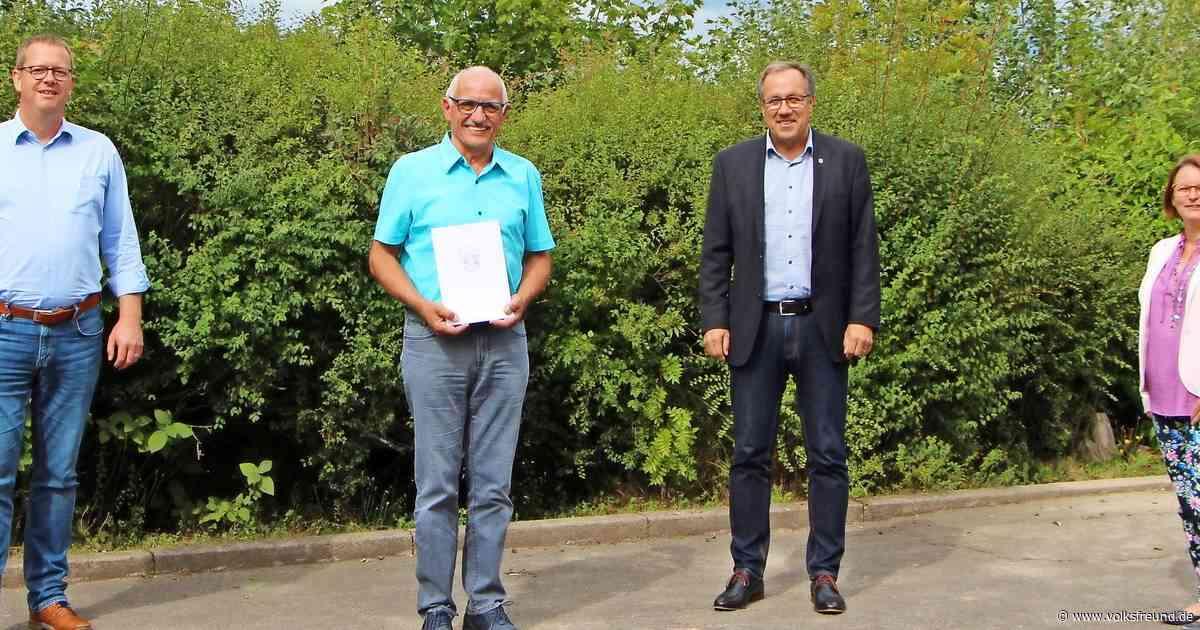 Hausmeister der IGS Morbach nach 34 Jahren in den Ruhestand verabschiedet - Trierischer Volksfreund