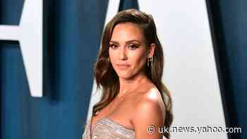 Jessica Alba breaks down after realising daughter, 12, is taller than her - yahoo.com